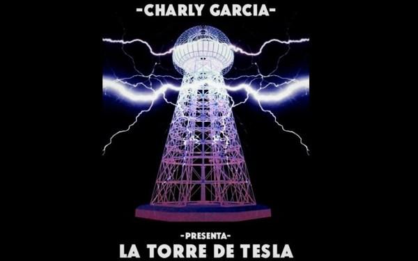 Charly Garcia presenta la Torre de Tesla en Córdoba