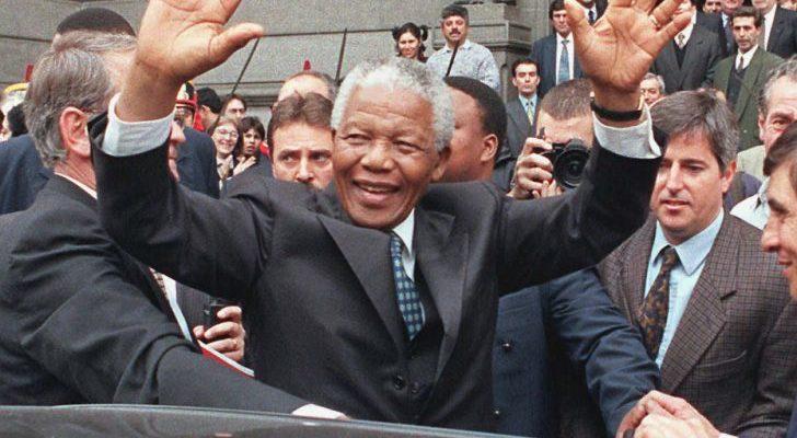 Los 100 años de Mandela…
