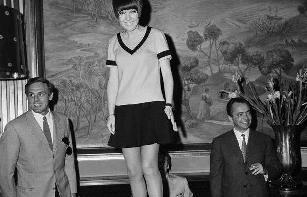 Un dia como hoy: Mary Quant inventó la minifalda