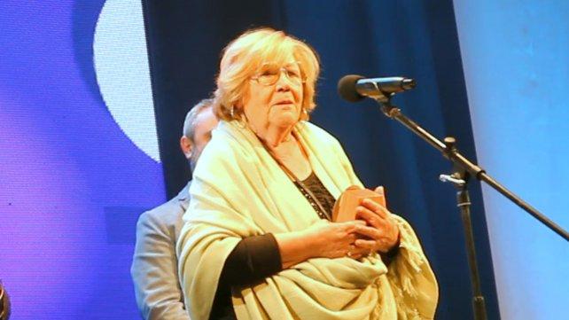 Una voz rosarina que se apaga: falleció Pily Ponce