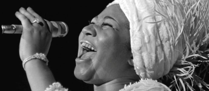 Murió Aretha Franklin