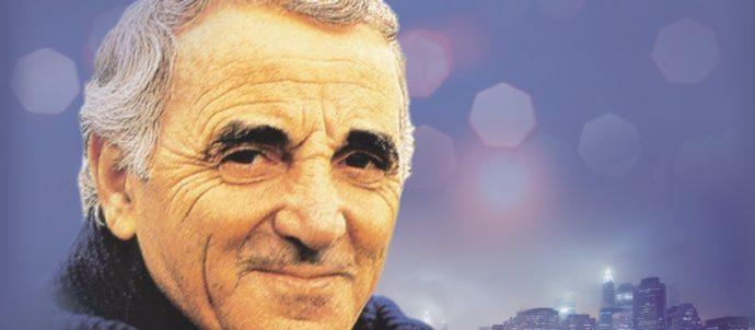Murió el cantante francés Charles Aznavour