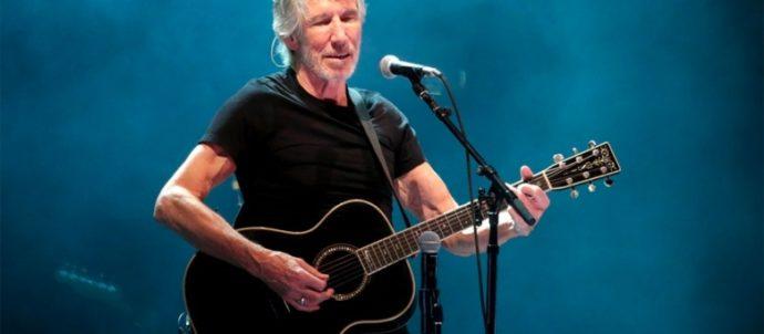 El conmovedor gesto humanitario de Roger Waters