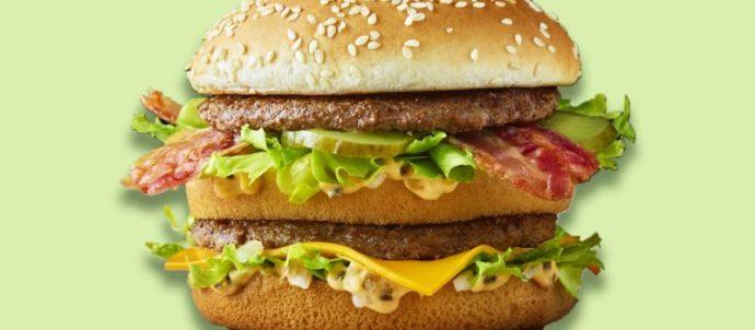 """Burger King se burló de McDonald's por haber perdido la licencia de su """"Big Mac"""""""