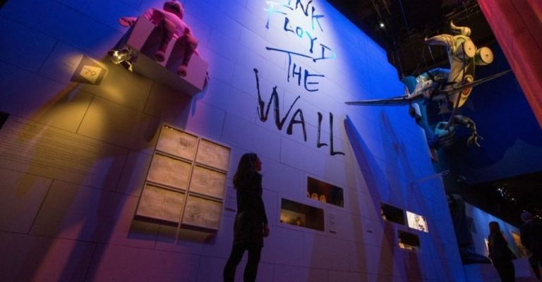 Pink Floyd conquista Madrid con una exposición psicodélica