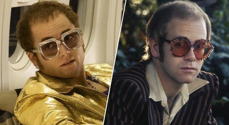 Elton John presentó la película de su vida en Cannes:  'Rocketman'