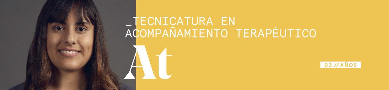 Tecnicatura en Acompañamiento Terapéutico del UGR (Universidad Gran Rosario)
