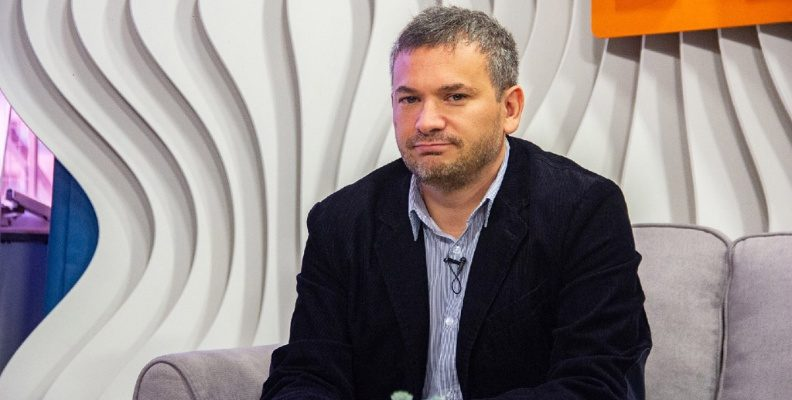 Máximo Zimerman en Temas de Café