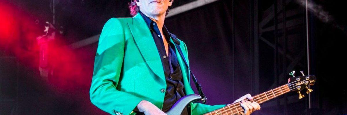 Mensaje alentador  Coronavirus: John Taylor, bajista de Duran Duran, se infectó pero ya se recuperó