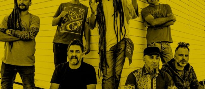 En plena cuarentena, Nonpalidece grabó un tema de Bob Marley