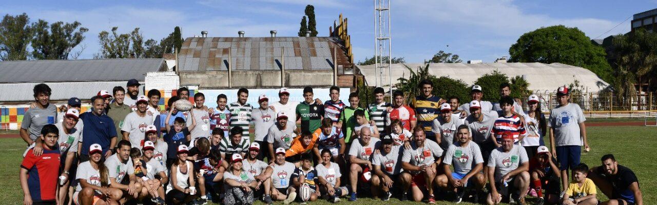 """Sebastian Curas – Miembro del proyecto de rugby """"San Agustin XV"""""""