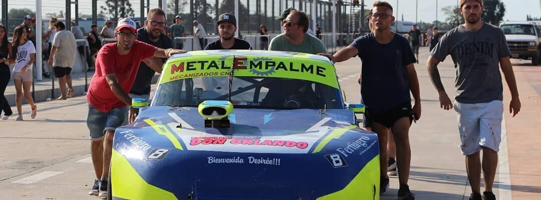 Alejandro Moriconi – Piloto de TC4000