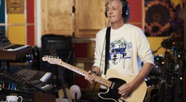 Paul McCartney rompe el molde a los 78 años, en su nuevo disco que grabó a solas durante la cuarentena