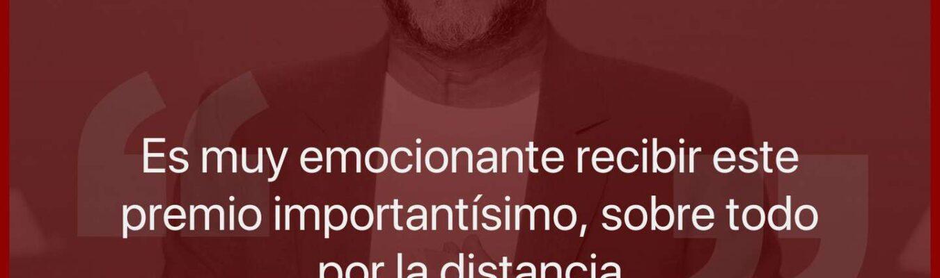 """Premios Grammy 2021: la emoción de Fito Páez al ganar la categoría """"Mejor Álbum Latino Rock o Alternativo"""""""
